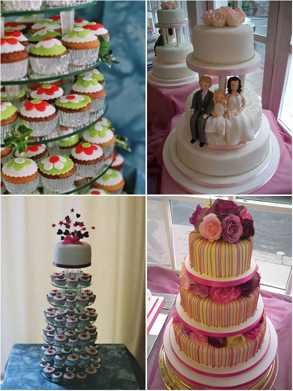 High-quality personalised wedding cakes in Leeds: Board to ...