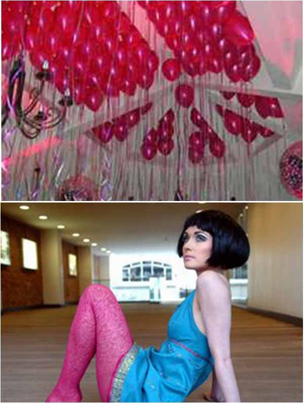 Unusual wedding themes : Vintage kitsch '60s wedding theme ...