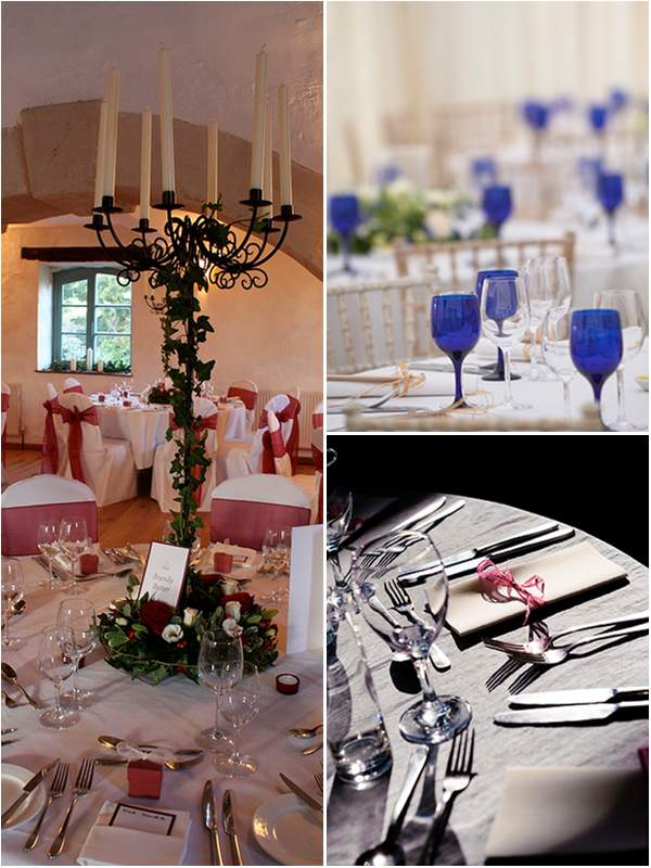 Genori s floating wedding candle centerpieces are