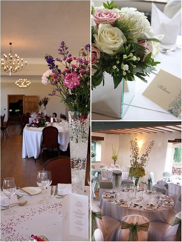 Individual wedding table set up The Wedding Secret Magazine : tablesetup3 from www.theweddingsecret.co.uk size 600 x 800 jpeg 73kB